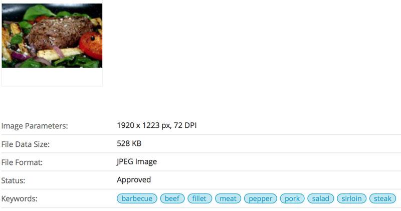 Tekoälyn kuvientunnistuksen lisäämät avainsanat valokuvaan